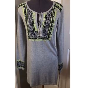 NWT Hale Bob 5CLA7187 Sweater Dress